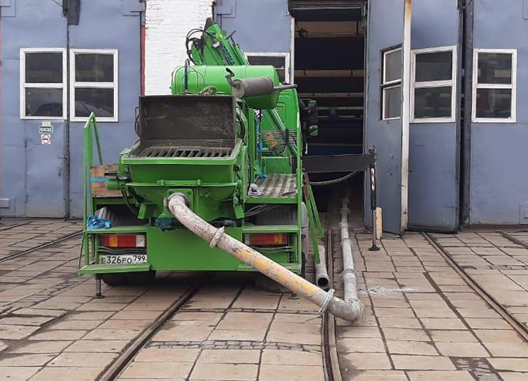 насос для бетона аренда москва